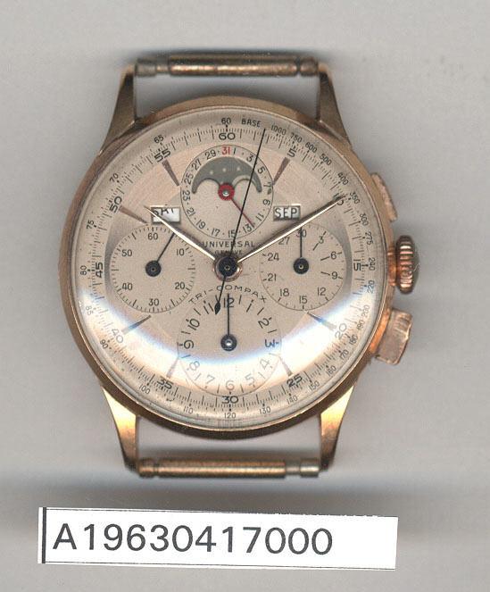 Image of : Wrist Watch, James H. Doolittle