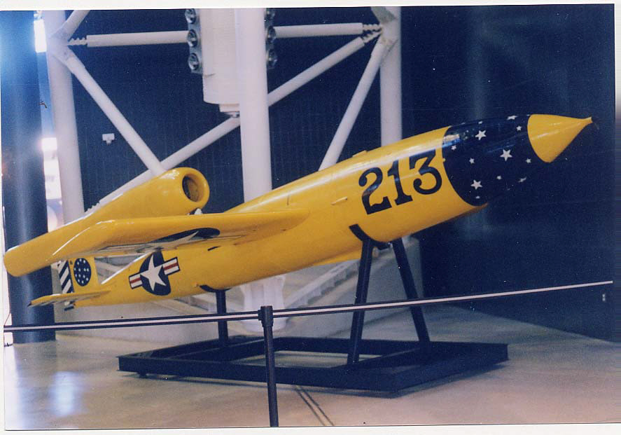 Image of : Missile, Surface-to-Surface, Loon (JB-2)