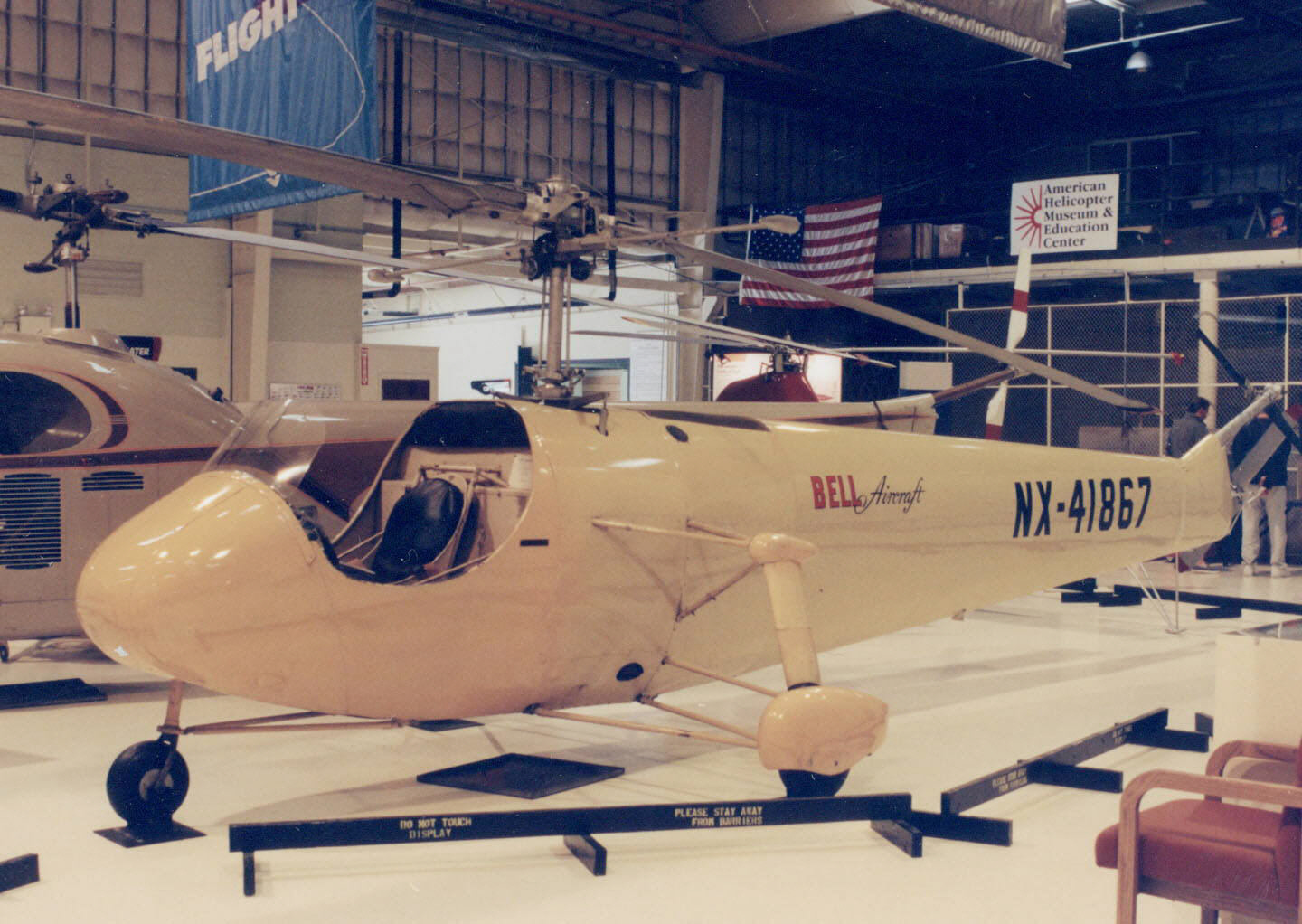 Image of : Bell Model 30 Ship 1A Genevieve