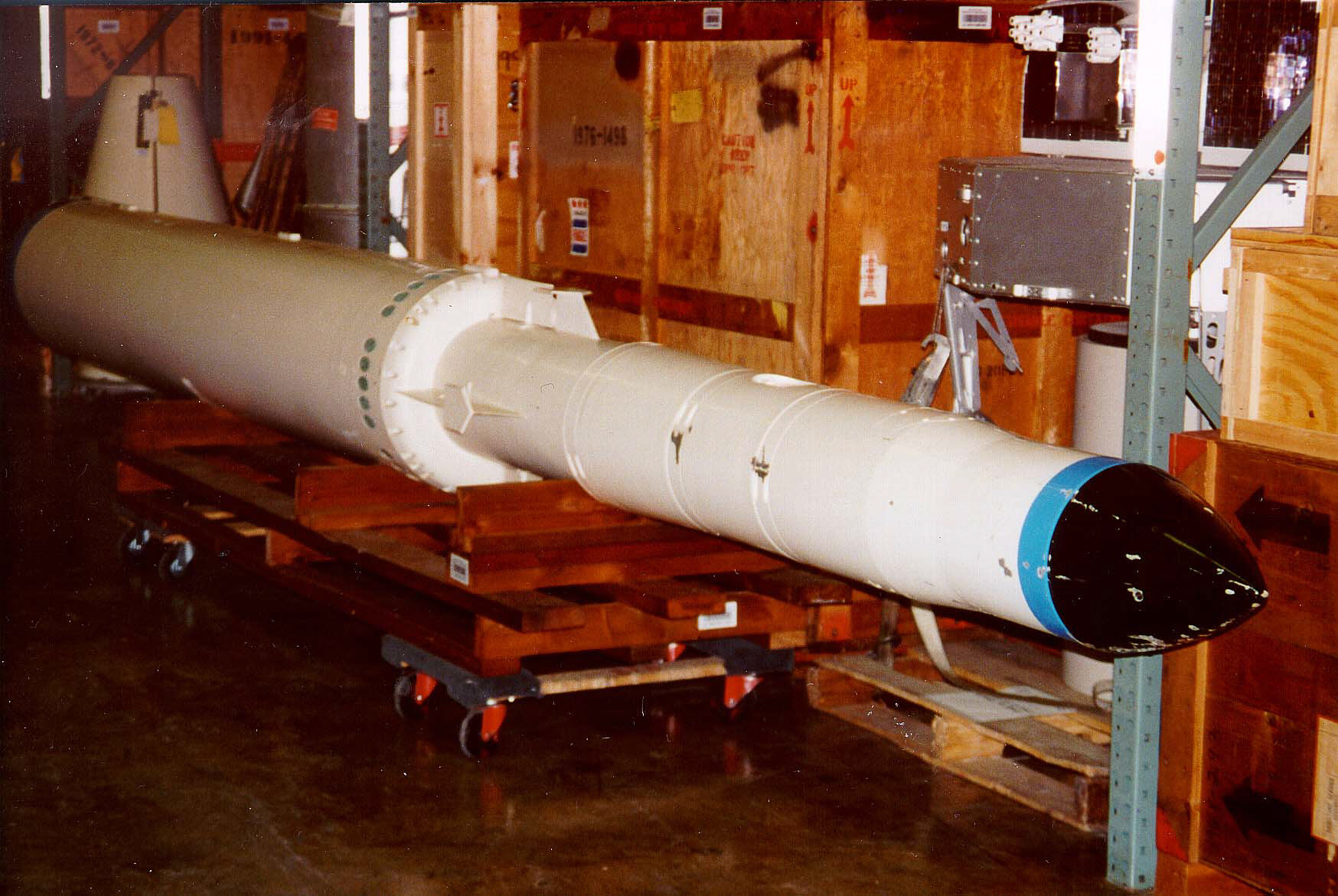 Image of : Missile, Anti-Submarine, Subroc