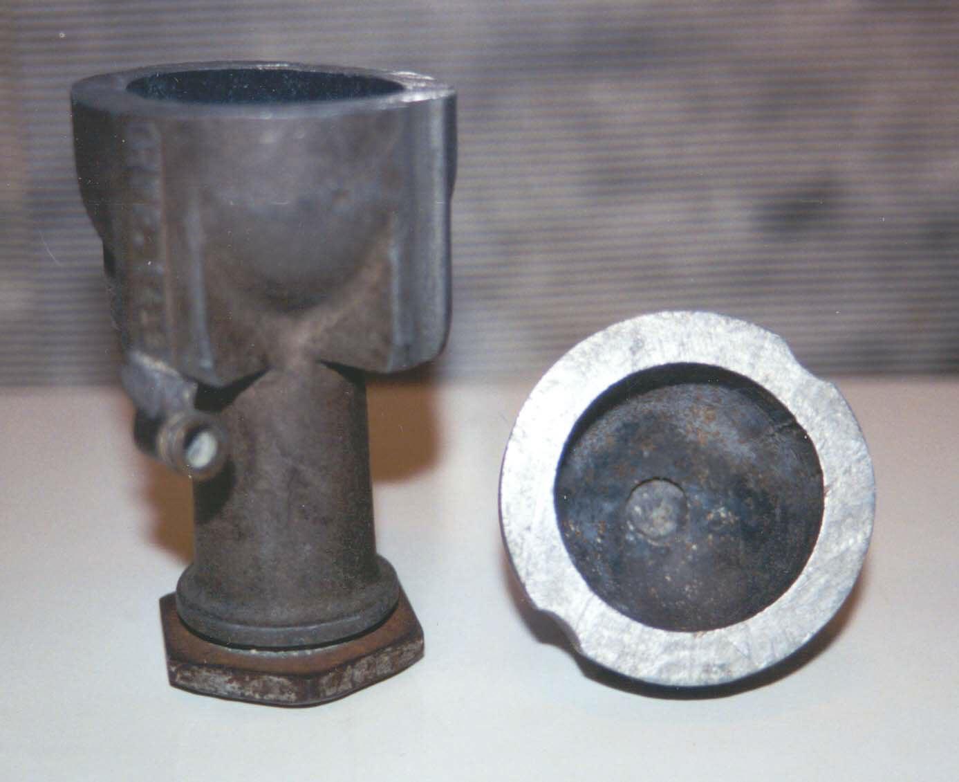 Image of : Rocket Motor, Liquid Fuel, ARS No. 1 & 2