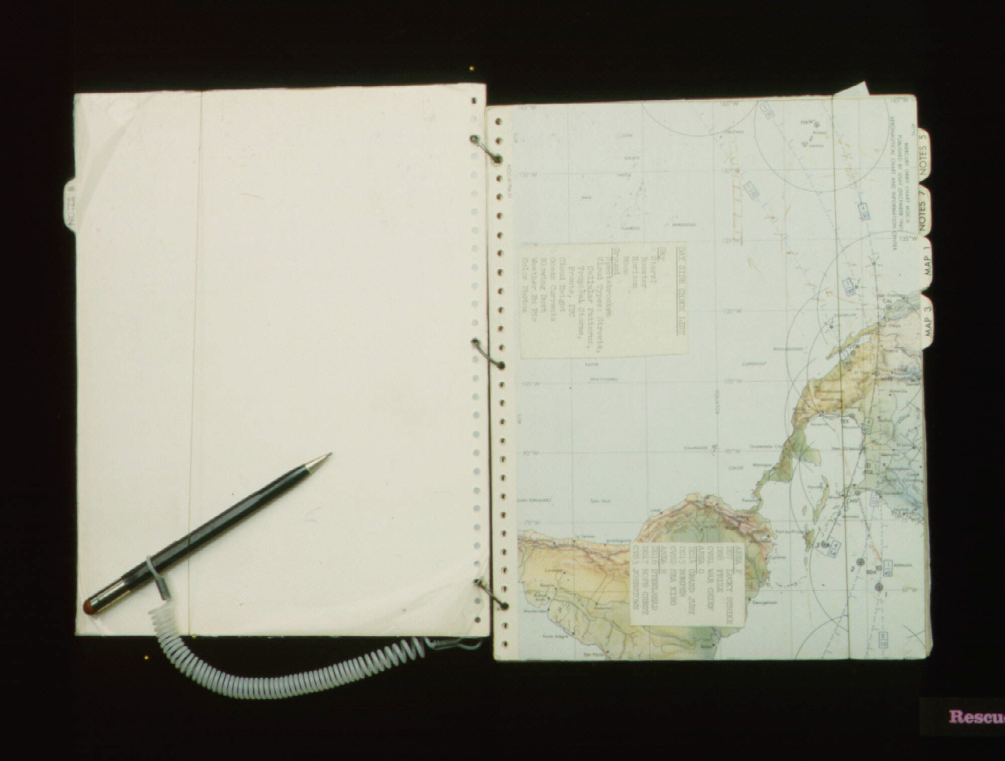 Image of : Maps, World and Data Book, Friendship 7