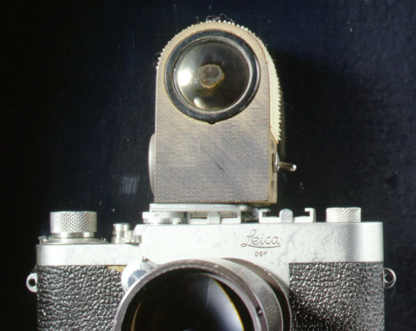 Image of : Viewfinder, Camera, Leica, Friendship 7