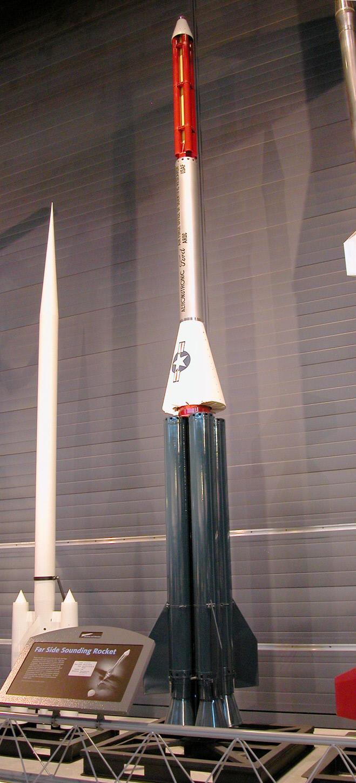 Image of : Rocket, Sounding, Project Farside