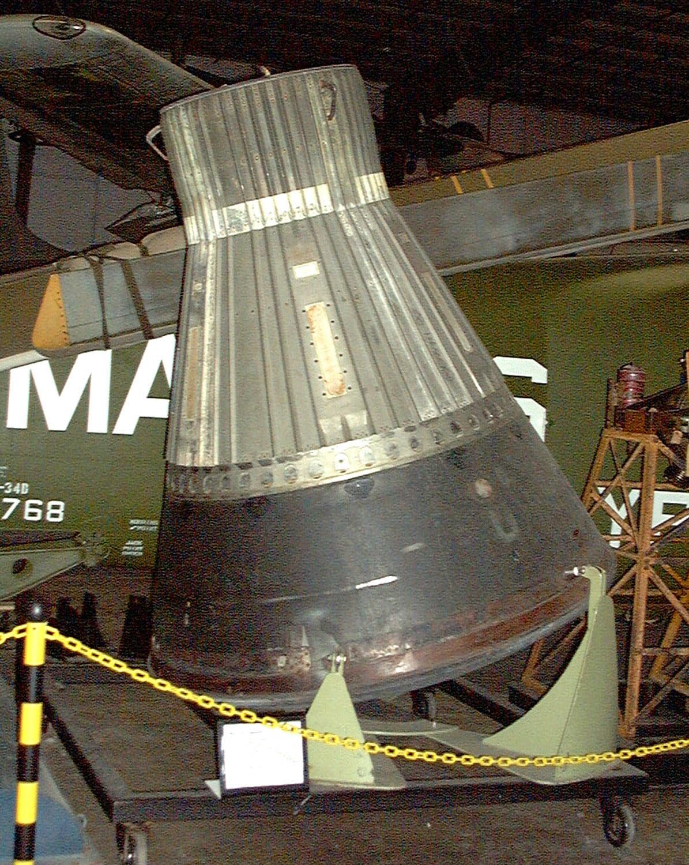 Image of : Capsule, Mercury