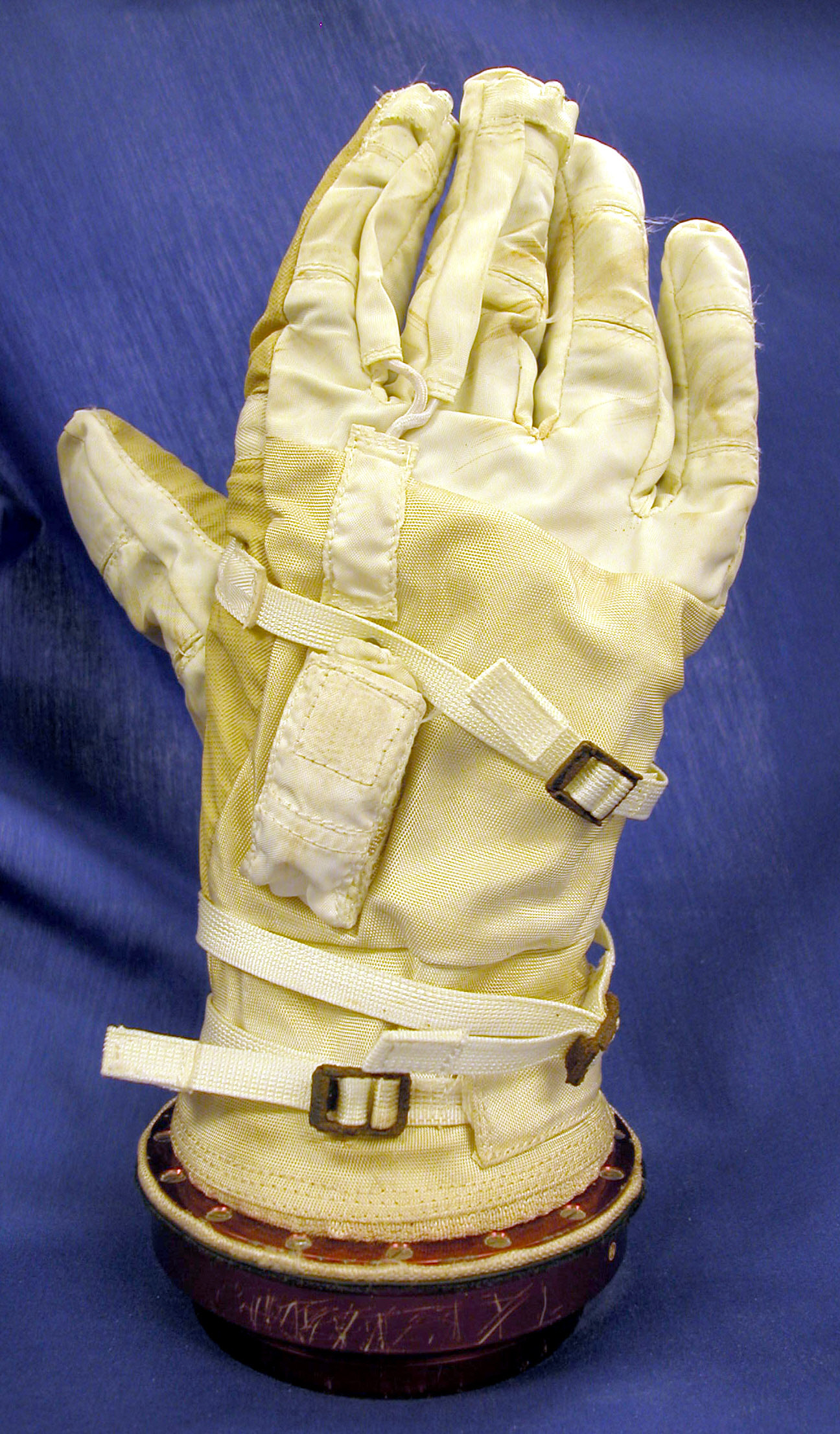 Image of : Glove, Right, G3-C, Gemini 3, Grissom, Flown