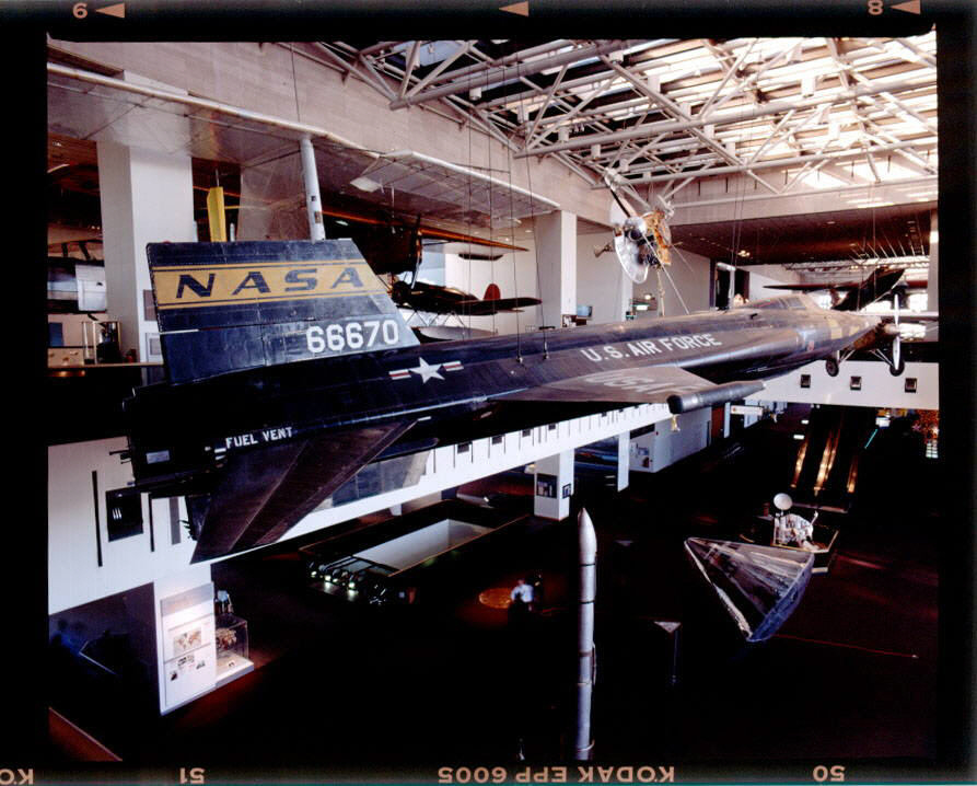 Image of : North American X-15