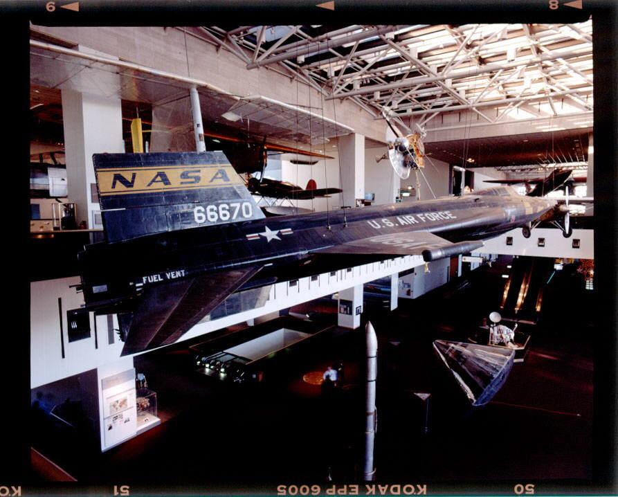 Image of : North American X-15