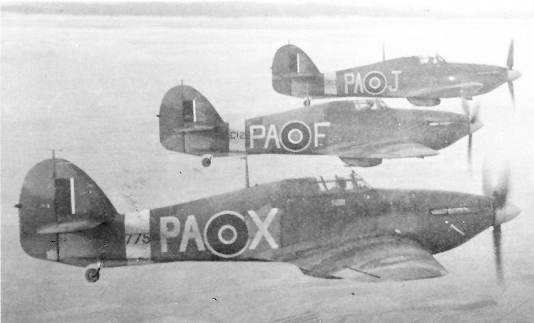 Image of : Hawker Hurricane Mk. IIC