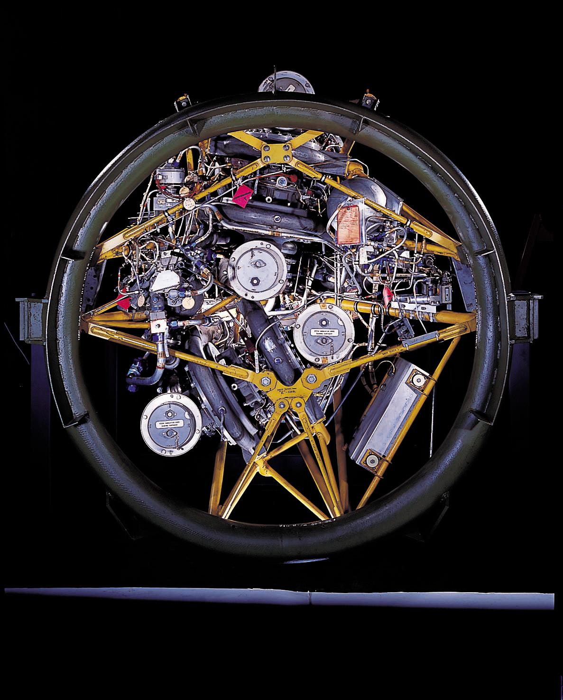 Image of : Rocket Engine, Liquid Fuel, Navaho Missile