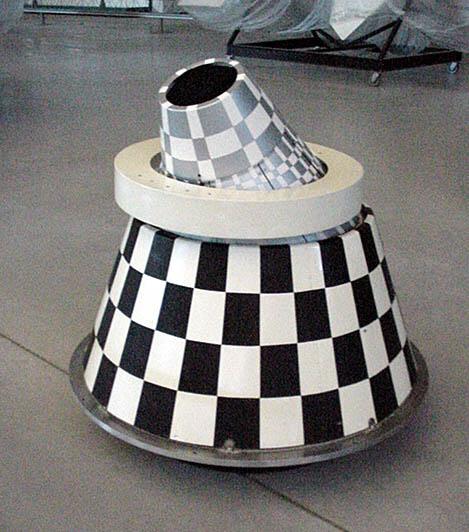 Image of : Sensor, Infrared, Series III, Missile Defense Alarm System