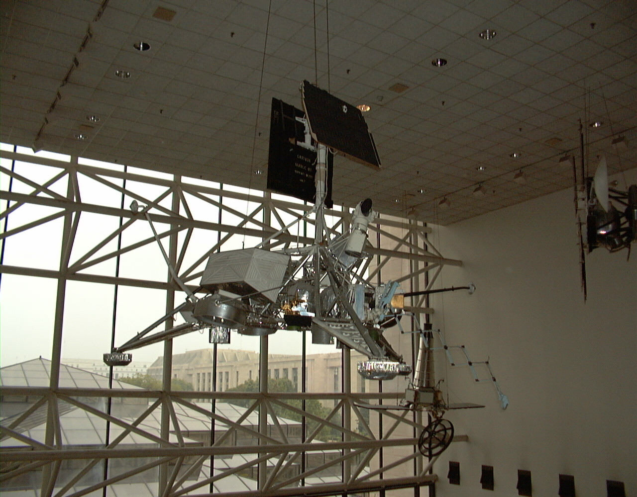 Image of : Lunar Lander, Surveyor