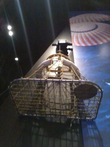 Image of : Rescue Net, Apollo 8