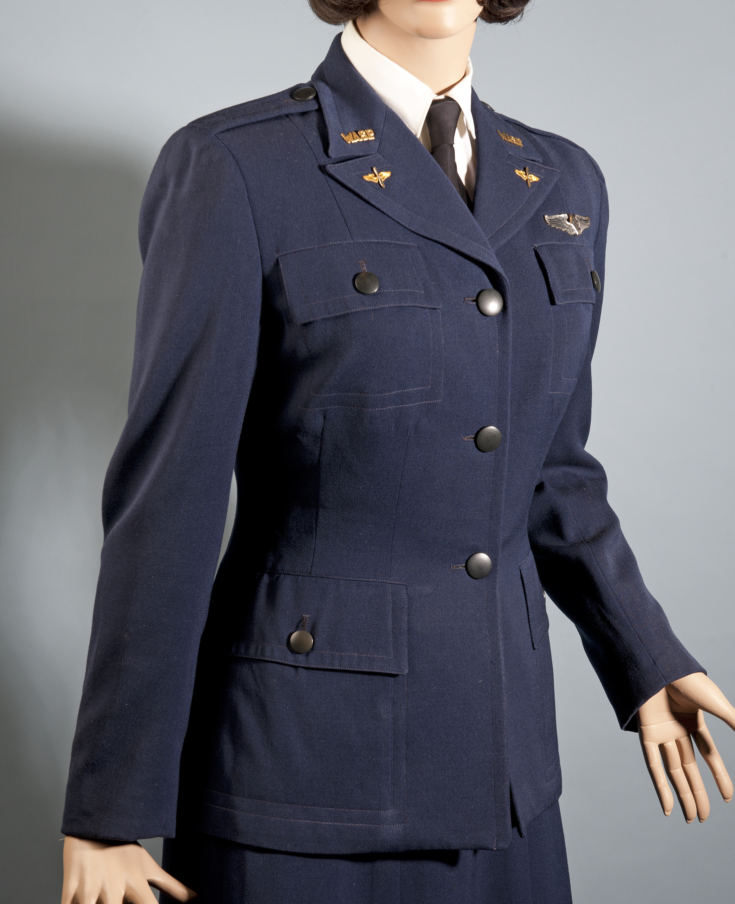 Tunic, Dress, Woman's Airforce Service Pilot (WASP) | National Air