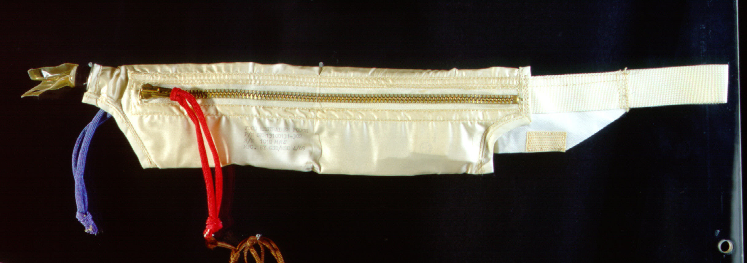 Image of : Pouch, Food Restrainer