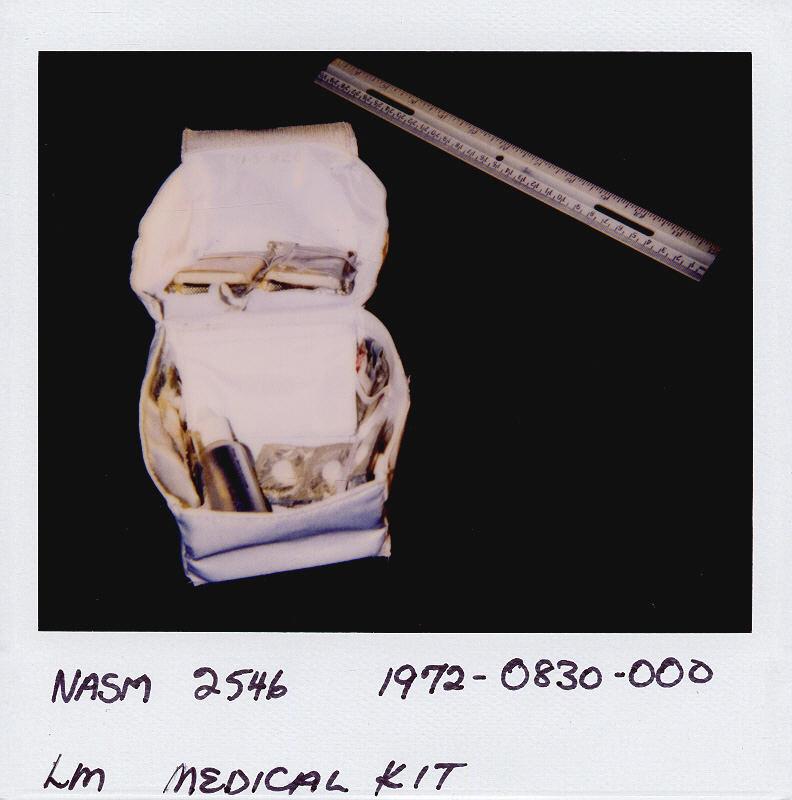 Image of : Kit, Medical Accessories, Lunar Module