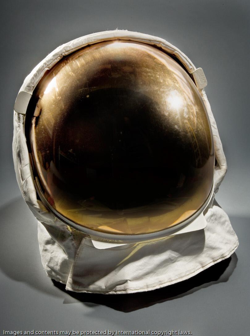 apollo 11 space helmet - photo #7