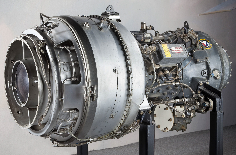 Lycoming T53-L-13 (LTC1K-4) Turboshaft Engine | National Air
