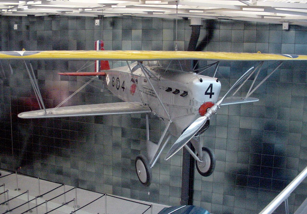 Image of : Boeing FB-5 Hawk