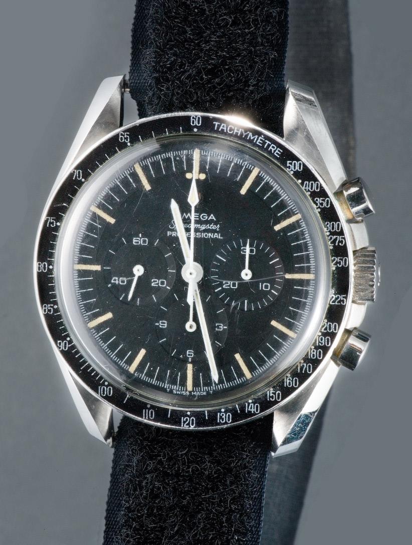 Image of : Chronograph, Armstrong, Apollo 11