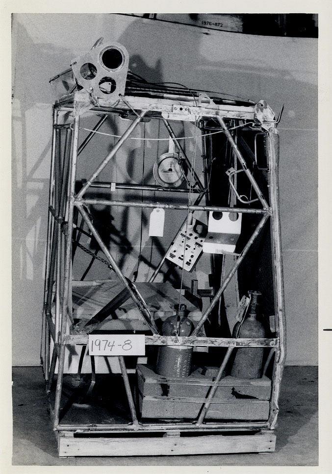 Image of : Gondola, Strato-Jump III