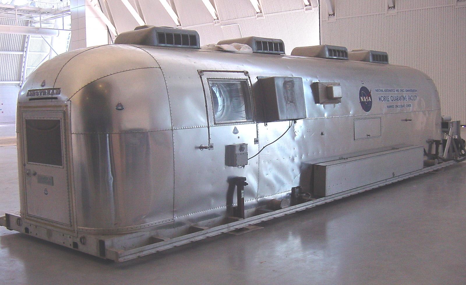Image of : Mobile Quarantine Facility