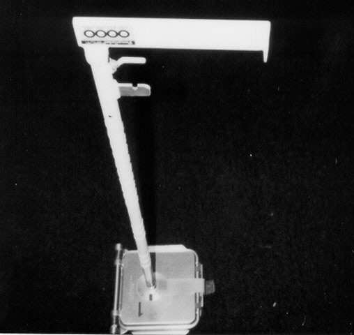 Image of : Sampling Device, Soil Contact,Training, Apollo 16