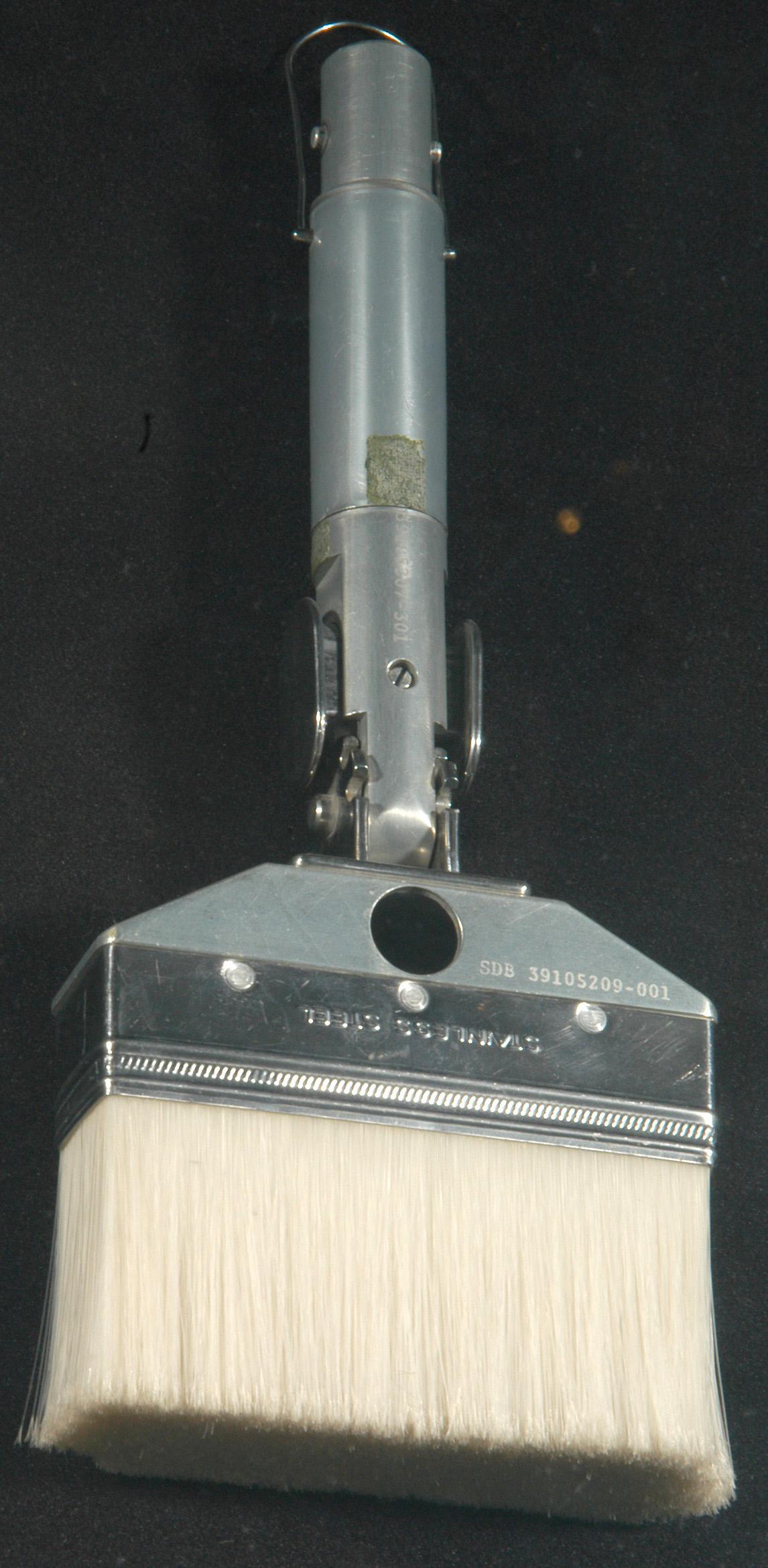 Image of : Dust Brush, Apollo, Training