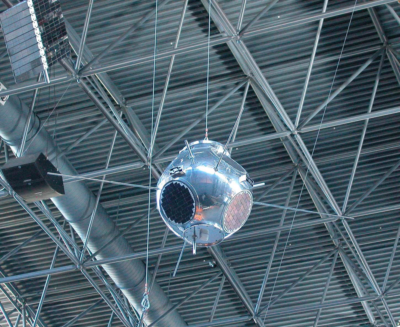 Image of : Satellite, LOFTI 1, Engineering Model