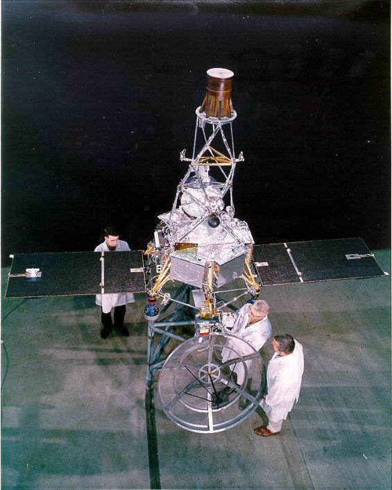 Image of : Engineering Model, Mariner 2
