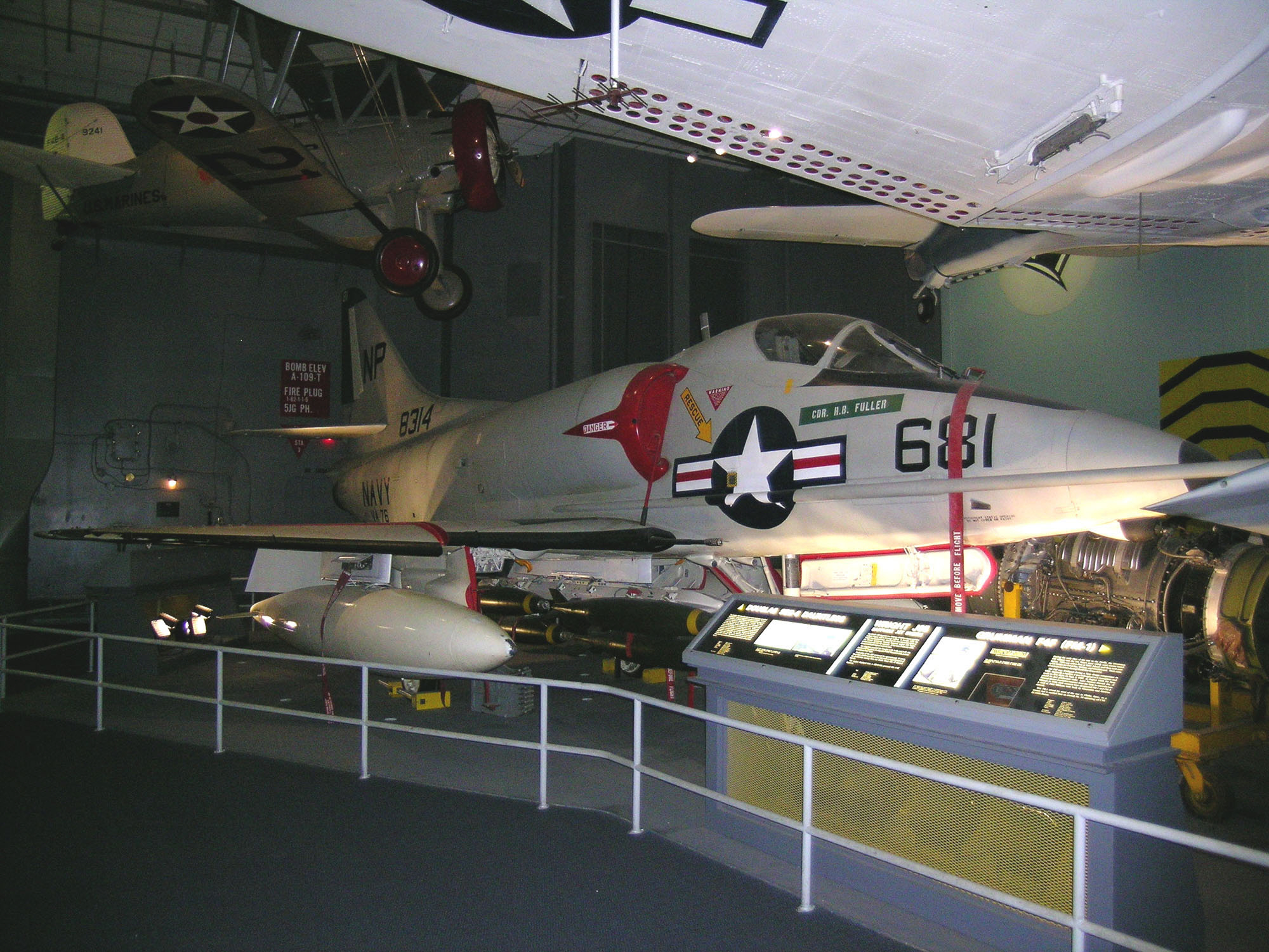 Image of : Douglas A4D-2N/A-4C Skyhawk