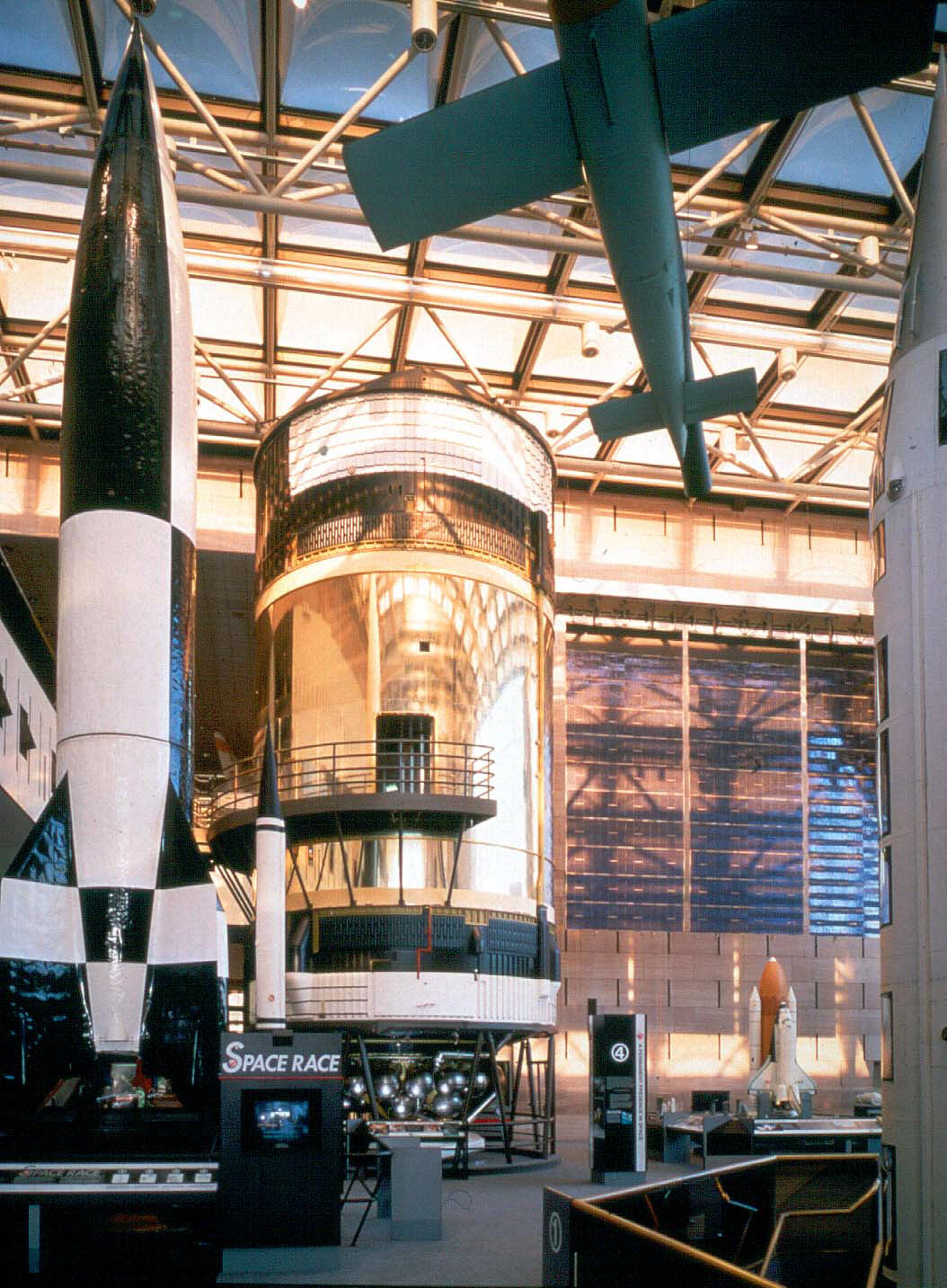 Image of : Orbital Workshop, Skylab, Backup Flight Unit
