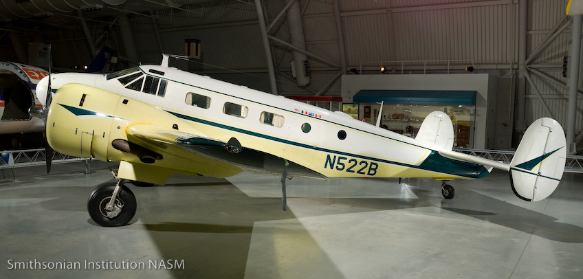 Image of : Beechcraft D18S Twin Beech