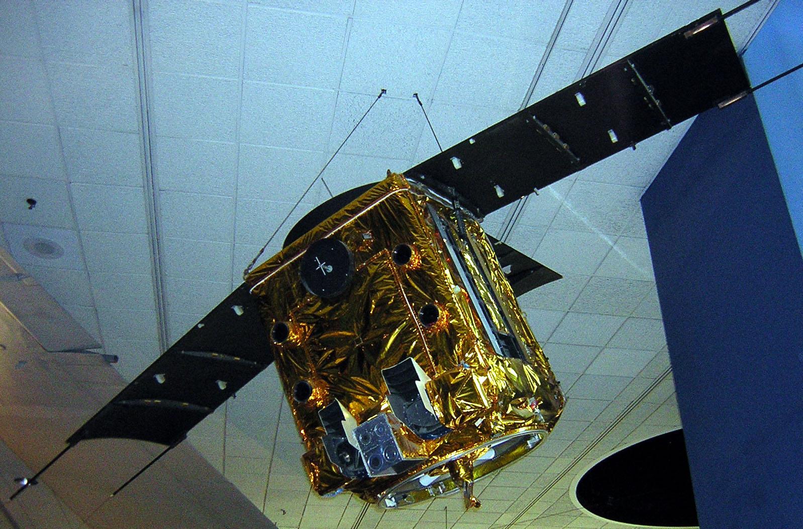 Image of : Meteorological Satellite, ITOS
