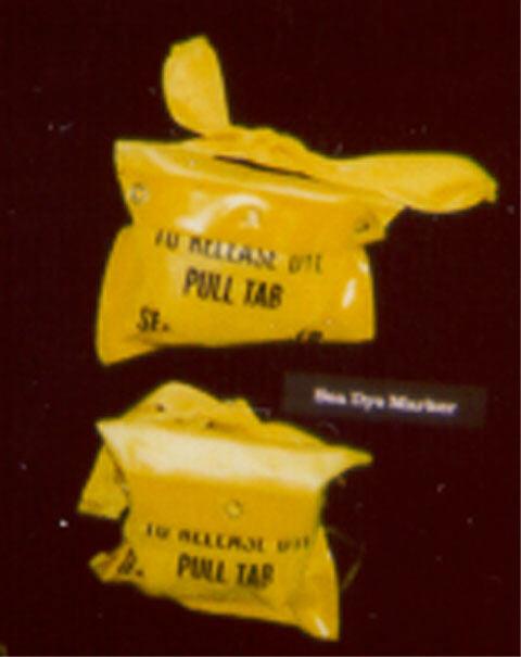 Image of : Marker, Sea Dye, Freedom 7