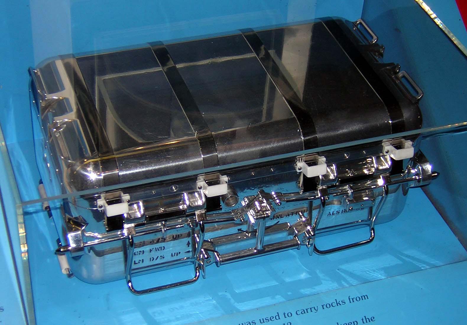Image of : ALSRC, Apollo Lunar Sample Return Container, Apollo 12