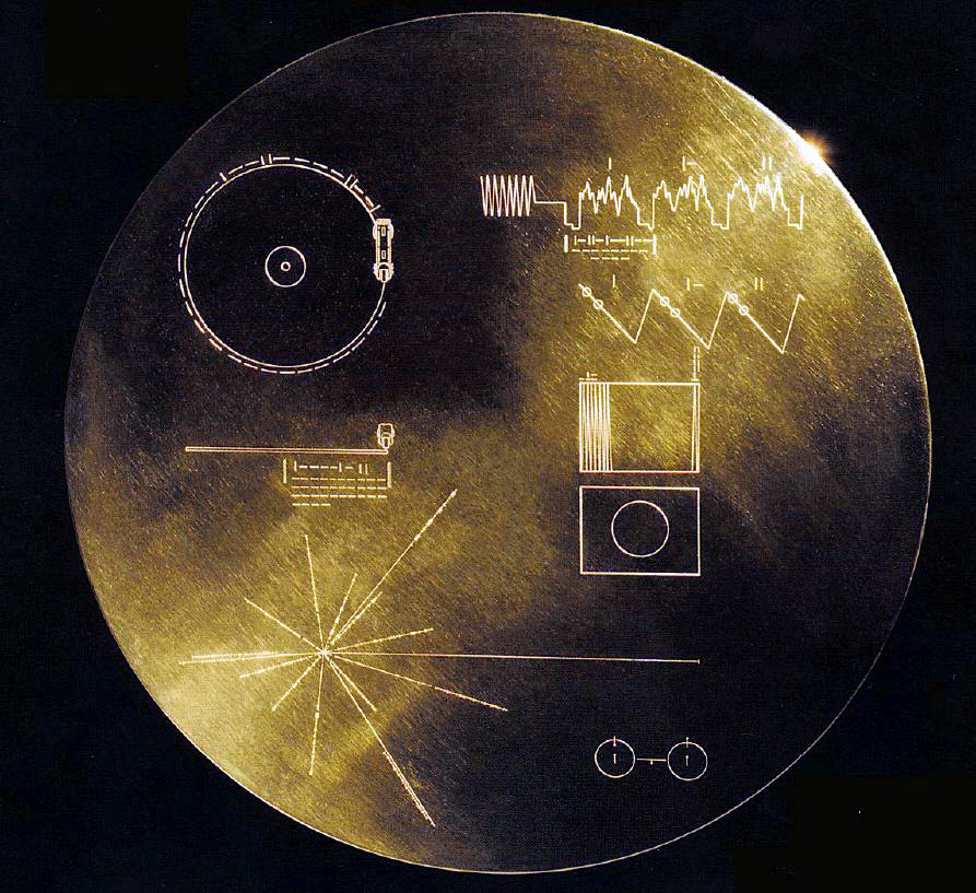 Image of : Record, Cover, Voyager (Duplicate)