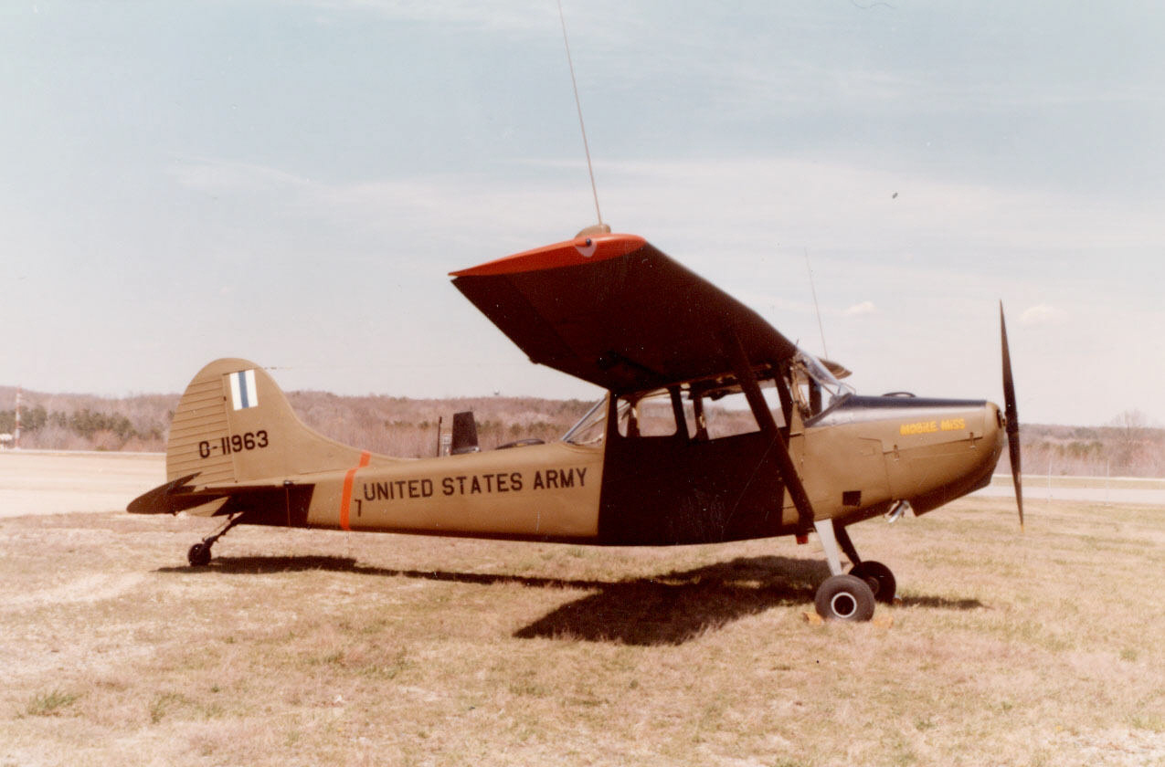 Image of : Cessna O-1A Bird Dog