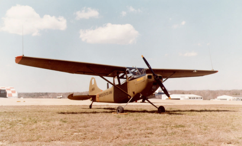 Image of : Cessna O-1A Bird Dog