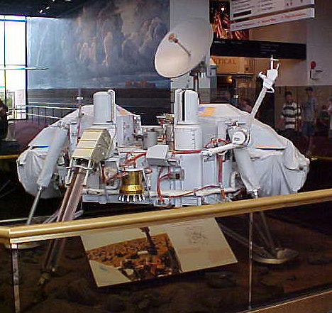 Image of : Lander, Mars, Viking, Proof Test Article