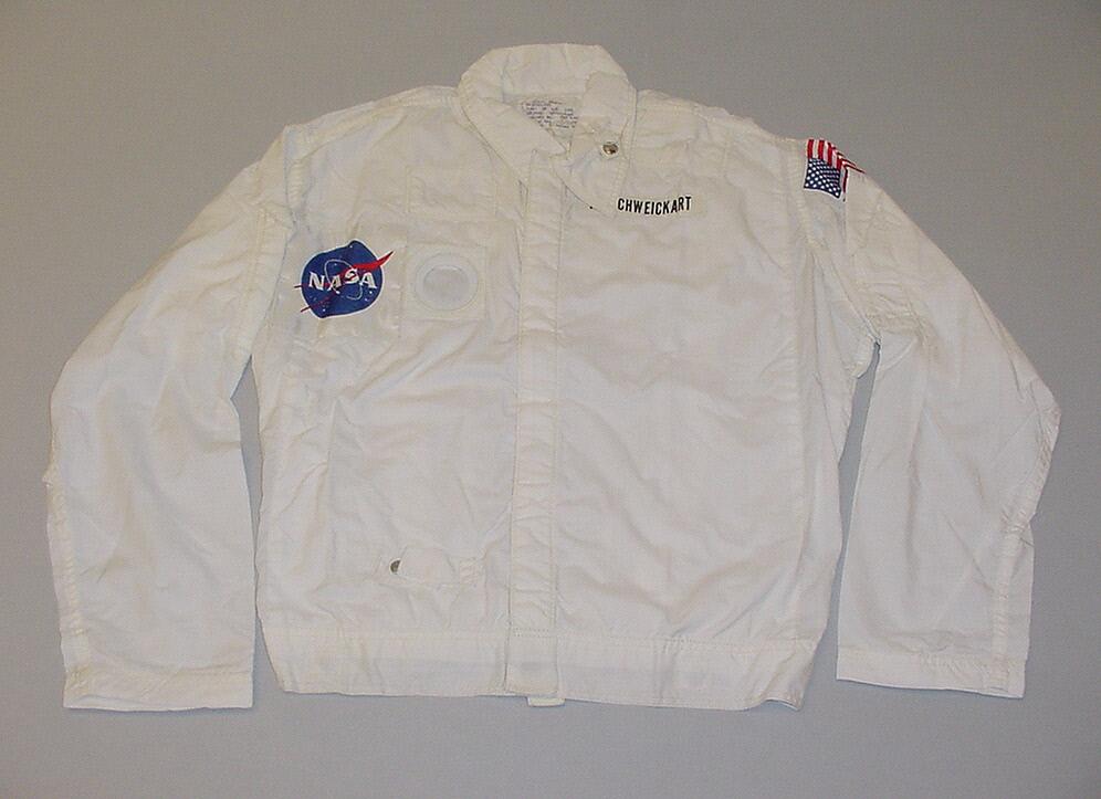 Image of : Inflight Coverall Garment, Jacket, Schweickart
