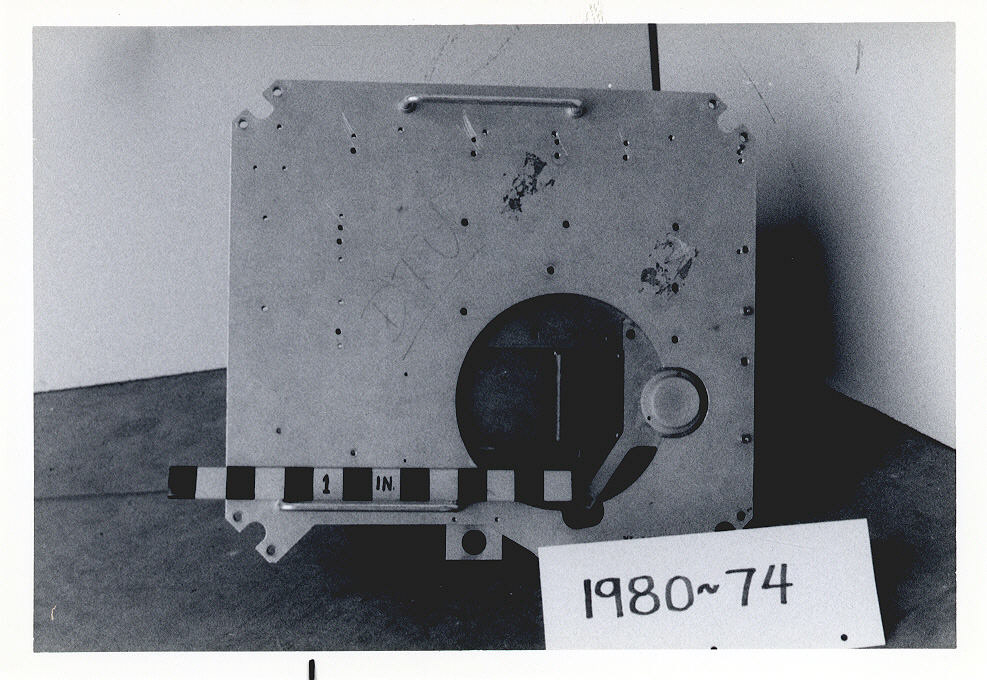 Image of : Planetary Probe, Viking, Gas Chromatograph Mass Spectrometer