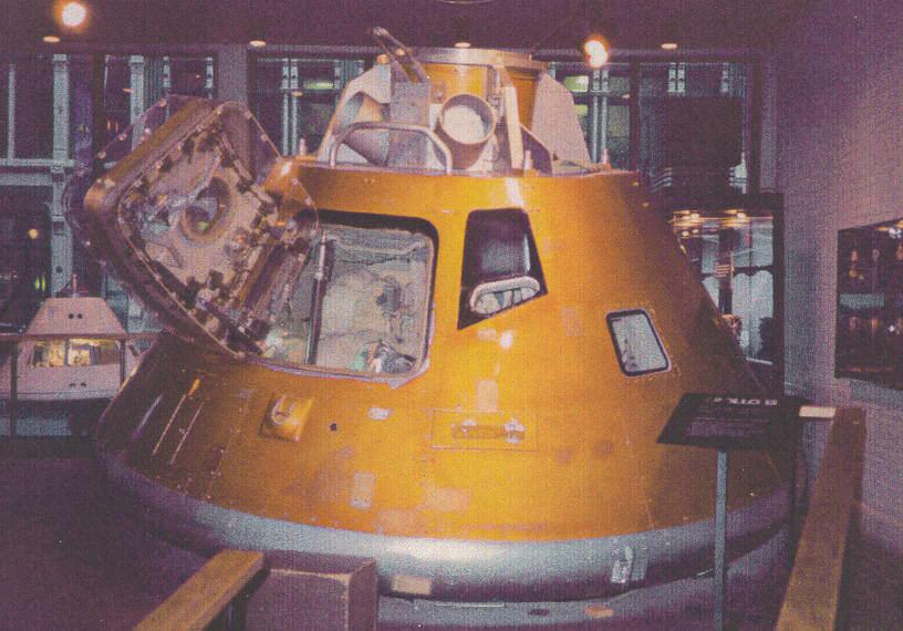 Image of : Boilerplate, Command Module, Apollo, #1102A