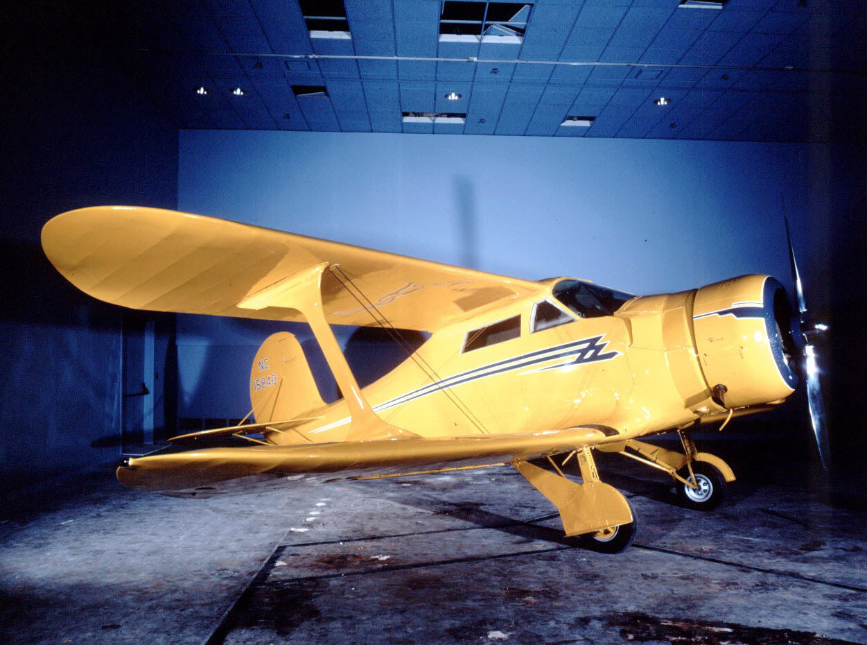 Image of : Beechcraft C17L Staggerwing