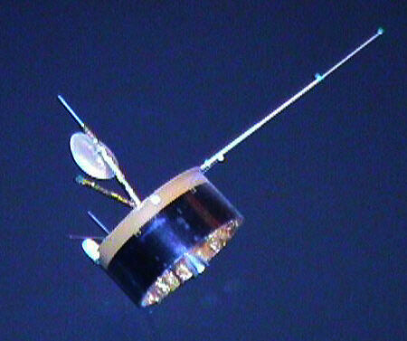Image of : Model, Planetary Probe, Pioneer Venus Orbiter