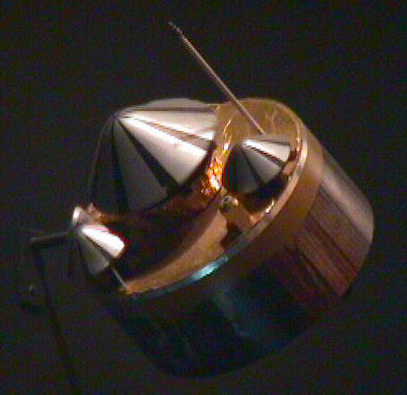 Image of : Model, Planetary Probe, Pioneer Venus Multiprobe