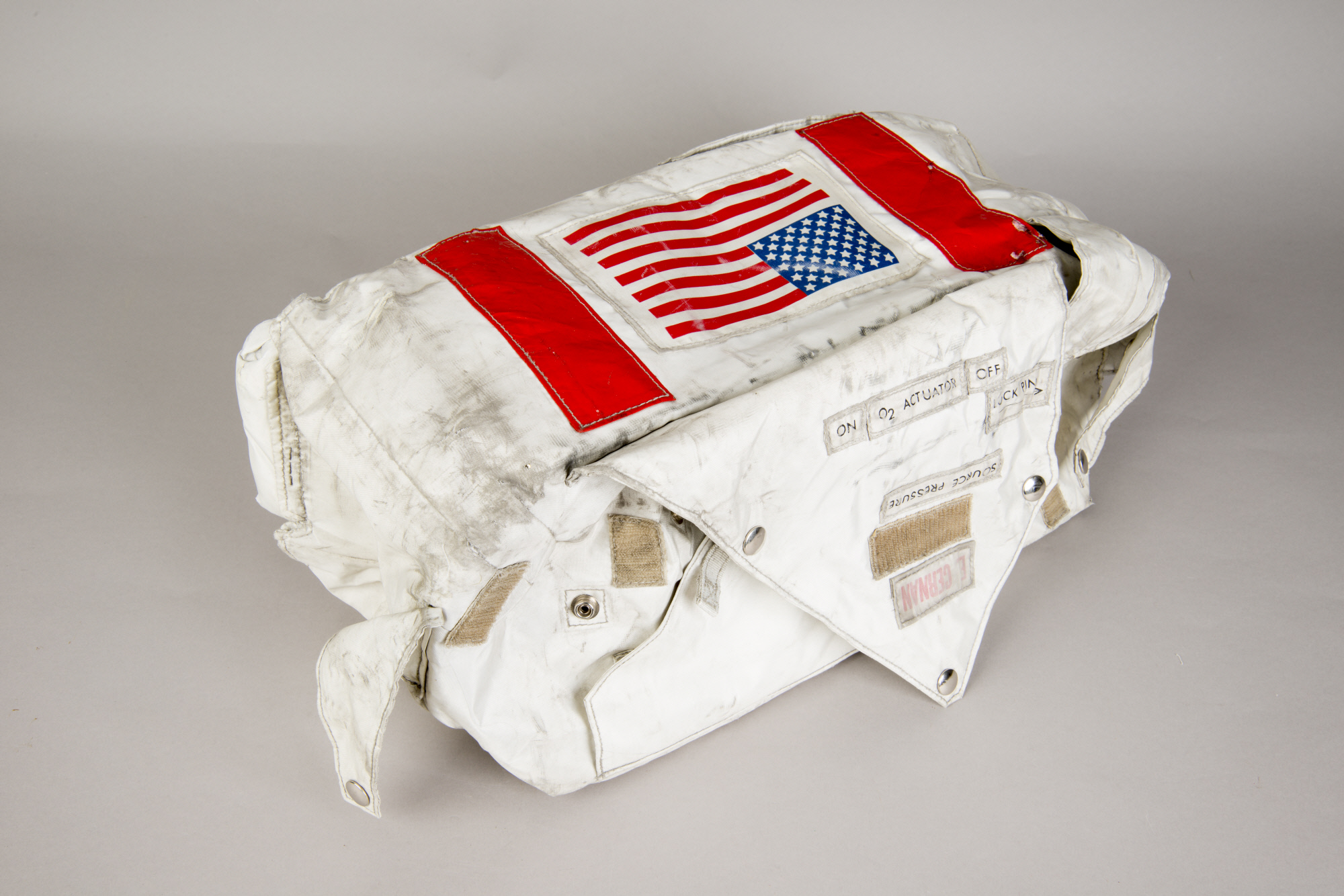 Image of : Cover, Oxygen Purge System, Apollo 17