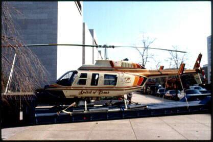 Image of : Bell 206L-1 LongRanger II Spirit of Texas