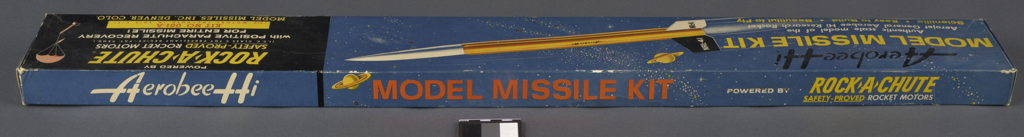 Image of : Kit, Flying Rocket Model, Aerobee Hi