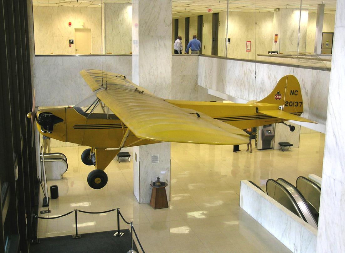 Image of : Piper J-2 Cub